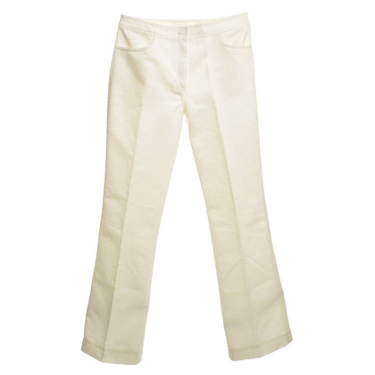 Valentino off white pants