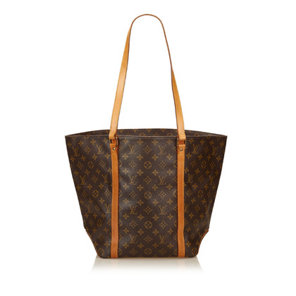 "Louis Vuitton ""Ca1d09e3 Shopping Monogram Canvas"""