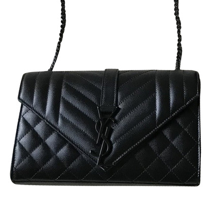 "Yves Saint Laurent ""Classic Monogram Flap Bag"""