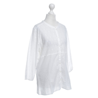 Napapijri White cotton blouse