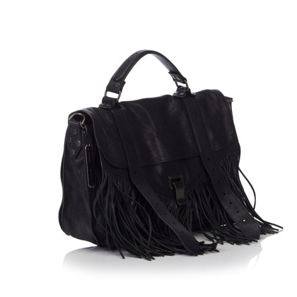 "Proenza Schouler ""PS1 Bag"" with leather fringes"