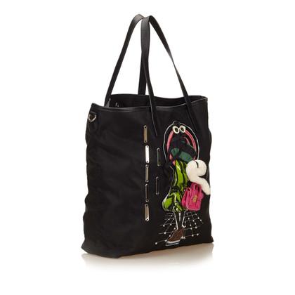 Prada Tote Bag nylon