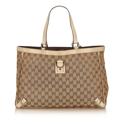 "Gucci ""Abbey-D Ring Tote"""