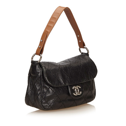 "Chanel ""On The Road Flap Bag"""