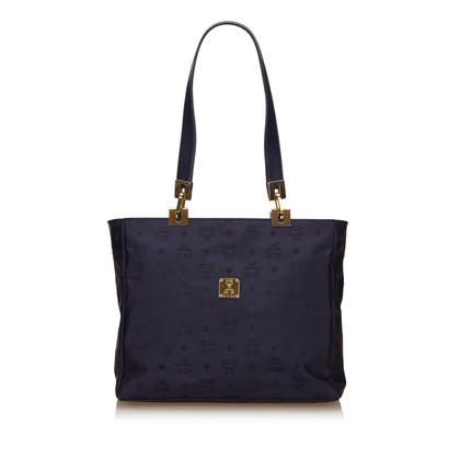 MCM Nylon Shoulder Bag