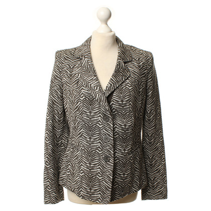 Armani Blazer mit Animal-Design