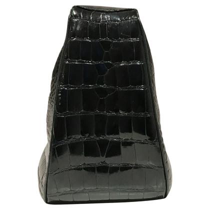 Fendi Vintage schouder tas gemaakt van krokodillenleer