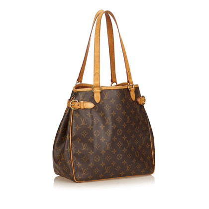 "Louis Vuitton ""Batignolles Vertical Monogram Canvas"""