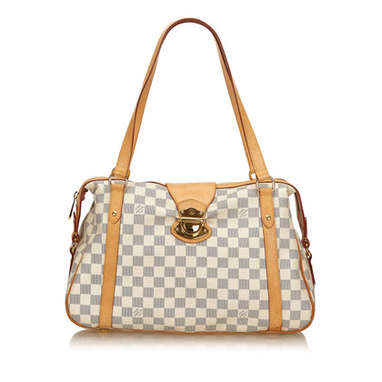 "Louis Vuitton ""Stresa PM Damier Azur Canvas"""