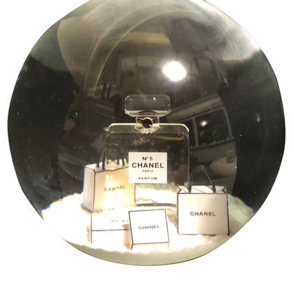 Chanel snow globe