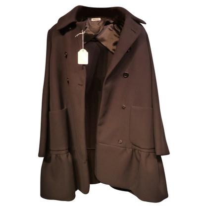 Miu Miu manteau noir