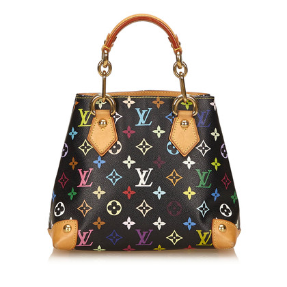 "Louis Vuitton ""Audra Monogram Multicolore Canvas"""