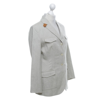 Bogner Blazer in Natural Beige