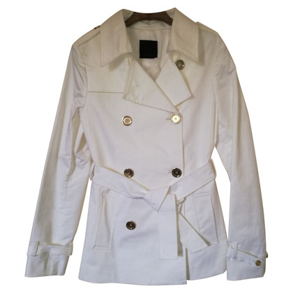 Pinko Witte Trenchcoat