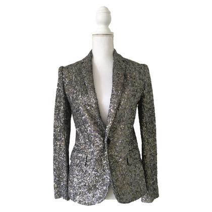 Zadig & Voltaire Sequined jacket