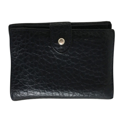 Mulberry Polly Poussez Serrure Small Wallet Brillant Grain
