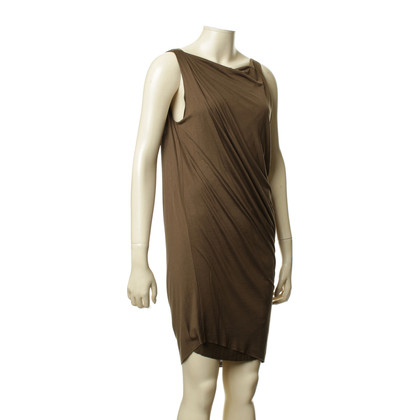 Helmut Lang Dress in khaki