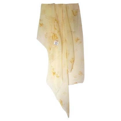 Giambattista Valli Foulard en soie avec motif