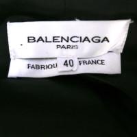 Balenciaga Kurzmantel mit Struktur