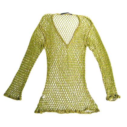 Roberto Cavalli Net sweater