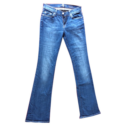 7 For All Mankind le Skinny bootcut