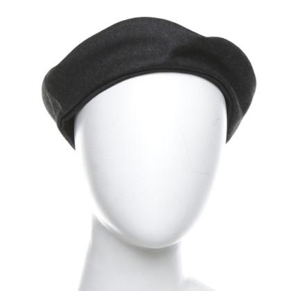 Hermès Cap met cashmere