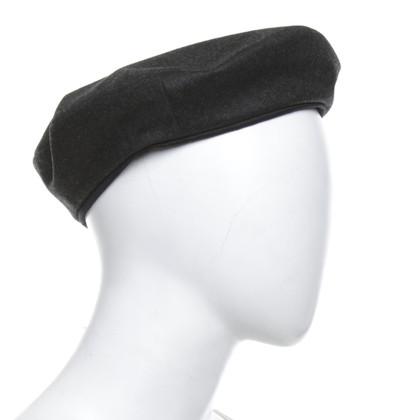 Hermès Cap con cashmere