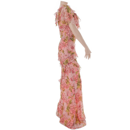 John Galliano Maxi-Kleid