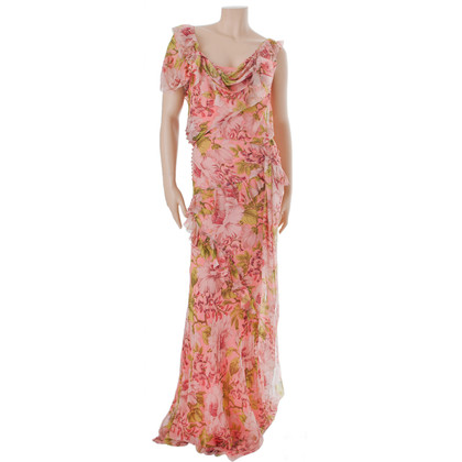 John Galliano Maxi Dress