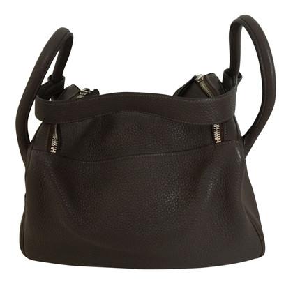 "Hermès ""Lindy 30 Clémence Leather"""