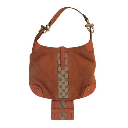 "Gucci ""Jackie Bag"" & Wallet"
