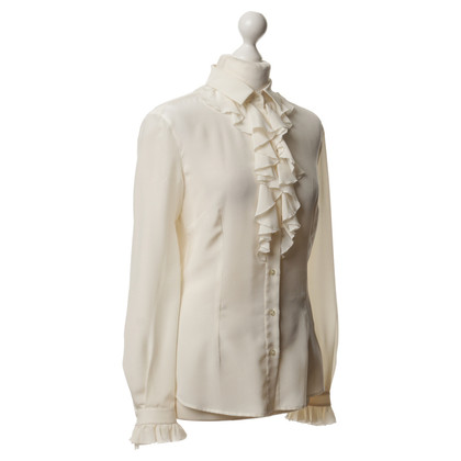 D&G Blouse with jabot