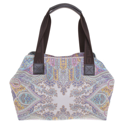 Etro Handbag with floral pattern