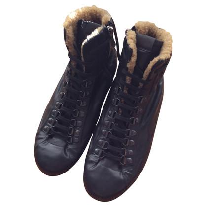 Andere merken Rubber soul - bont sneakers