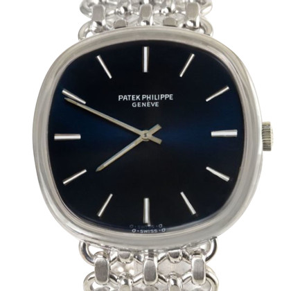 Patek Philippe « L'or blanc Ellipse »