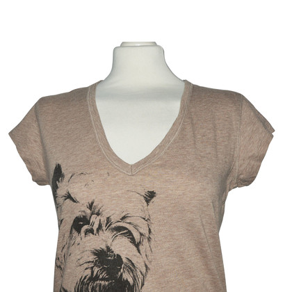By Malene Birger T-shirt met motiefprint