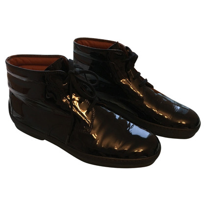 Tod's Lace-up shoes in patent leather