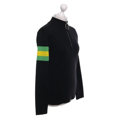 J.W. Anderson Maglione lavorato a maglia in nero