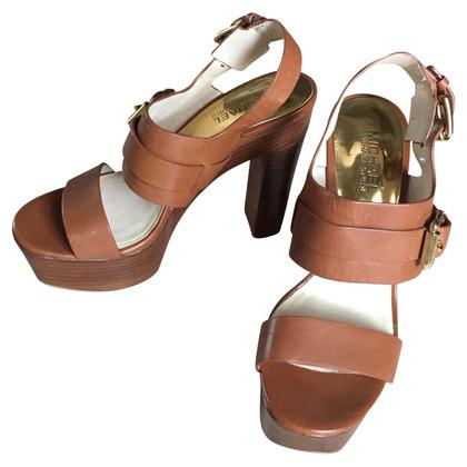 Michael Kors Sandals in brown