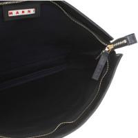 Marni clutch in black
