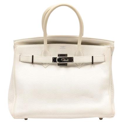 """Hermès """"Birkin Bag 30"""" van het Leer van Togo"""