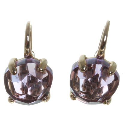 Pomellato Rose gold earrings