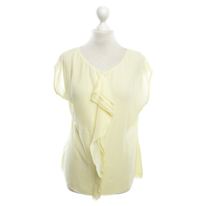 St. Emile top in yellow