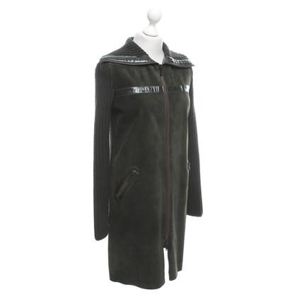 Max & Co Jacket in donkergroen