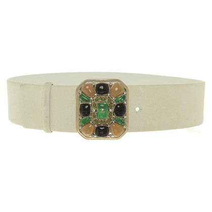 Chanel Waistbelt in cream