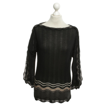 Missoni Sweater with wave pattern