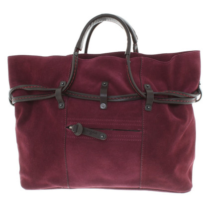 Hogan Suede handbag