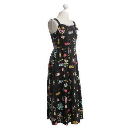 Moschino Summer dress with pattern