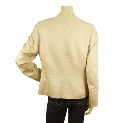 Ralph Lauren Silk jacket in beige