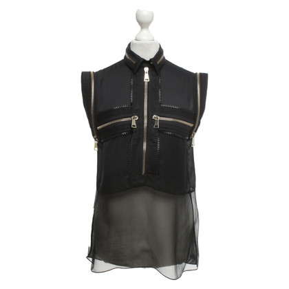 Givenchy Sleeveless top with details